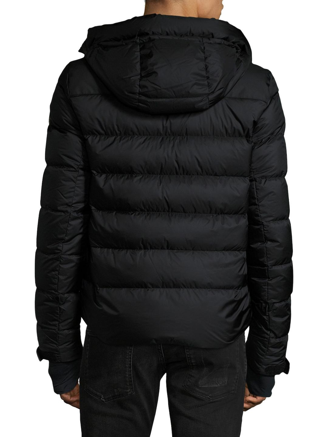 b5be840a0b25 Lyst - Moncler Grenoble Camurac Puffer Jacket in Black for Men