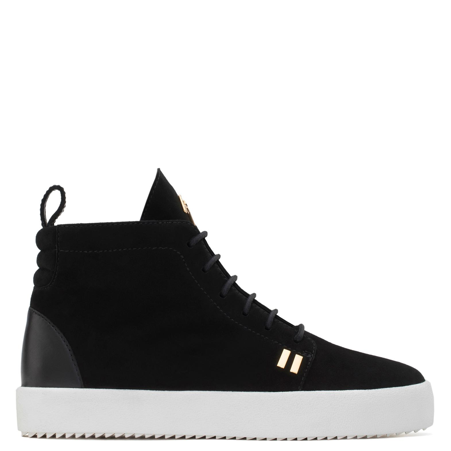 Giuseppe Zanotti Suede high-top sneaker GORDON HIGH pzbch