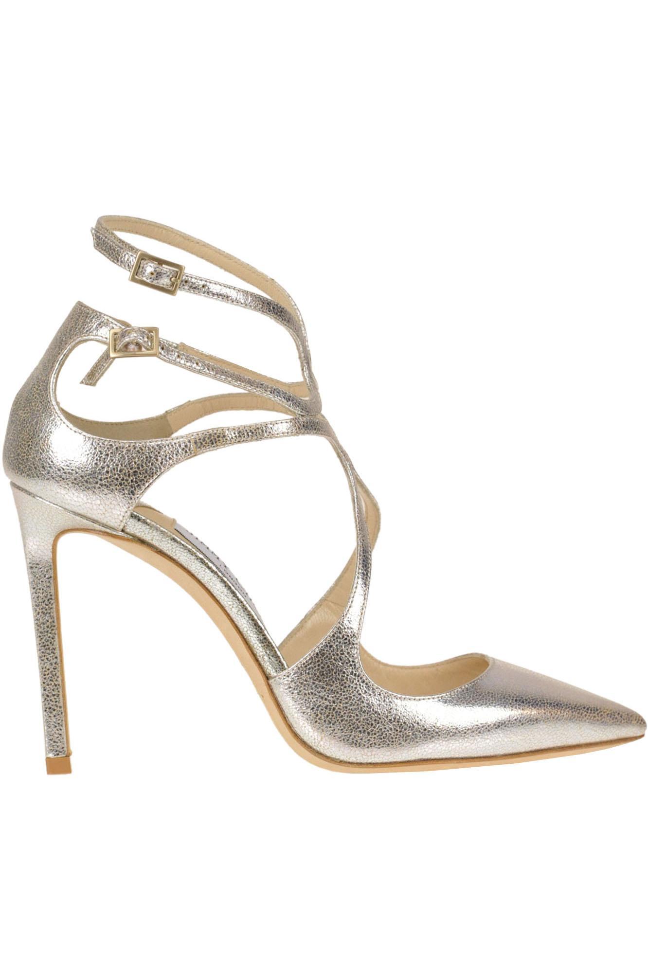 4676fbafe15d Jimmy Choo. Women s Metallic  lancer  Court Shoes