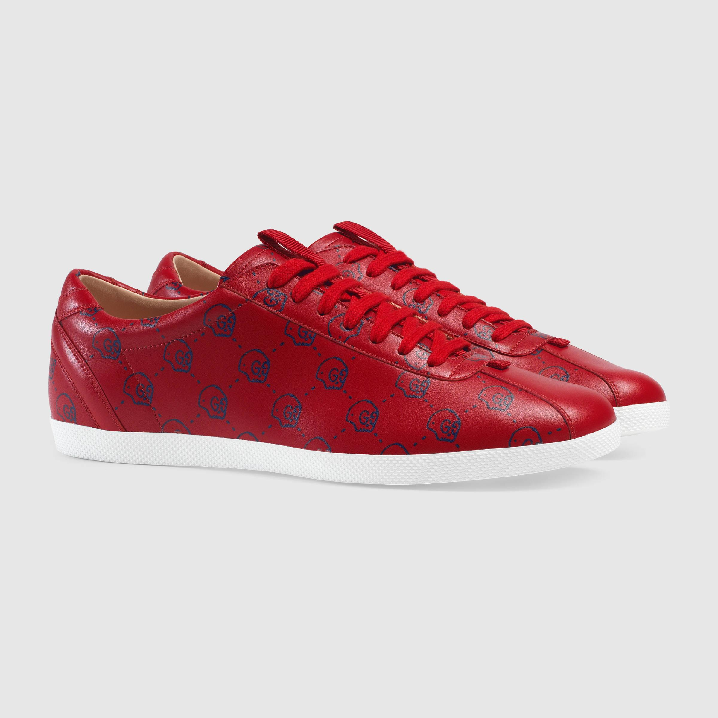 6589dbed87f Lyst - Gucci Ghost Sneaker for Men