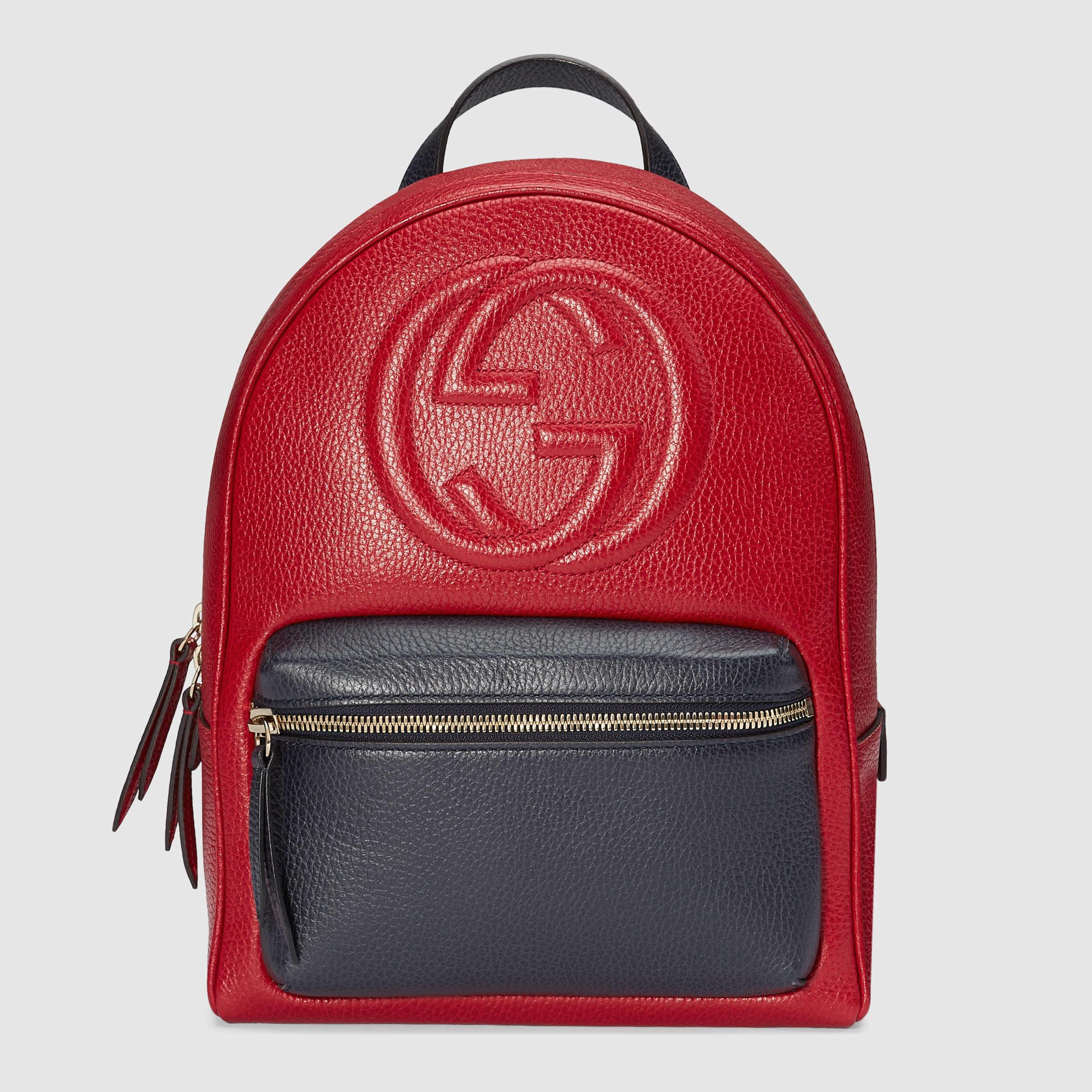 8f2137eba8fa Black Green Red Gucci Backpack- Fenix Toulouse Handball