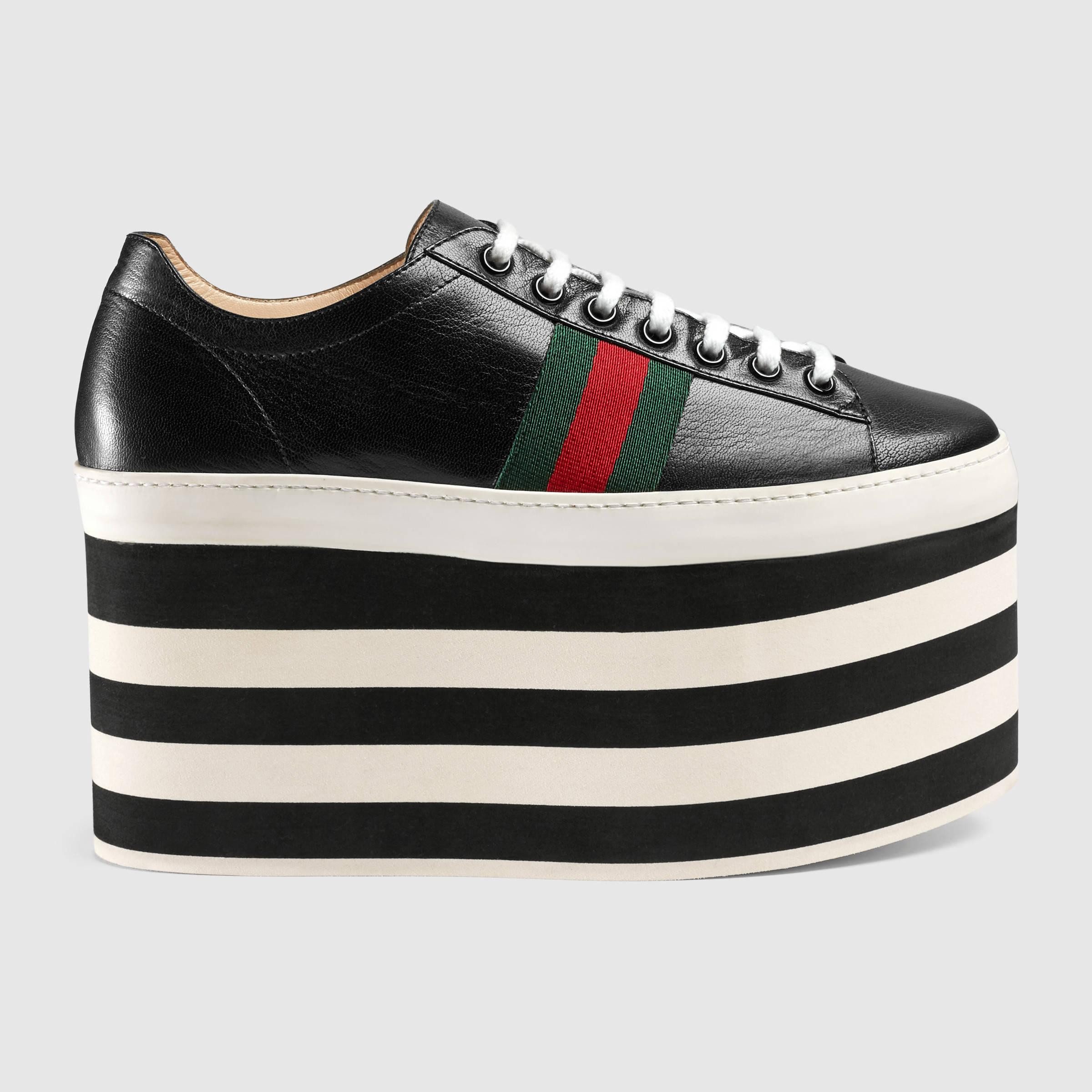 Gucci Platform Shoes On Sale