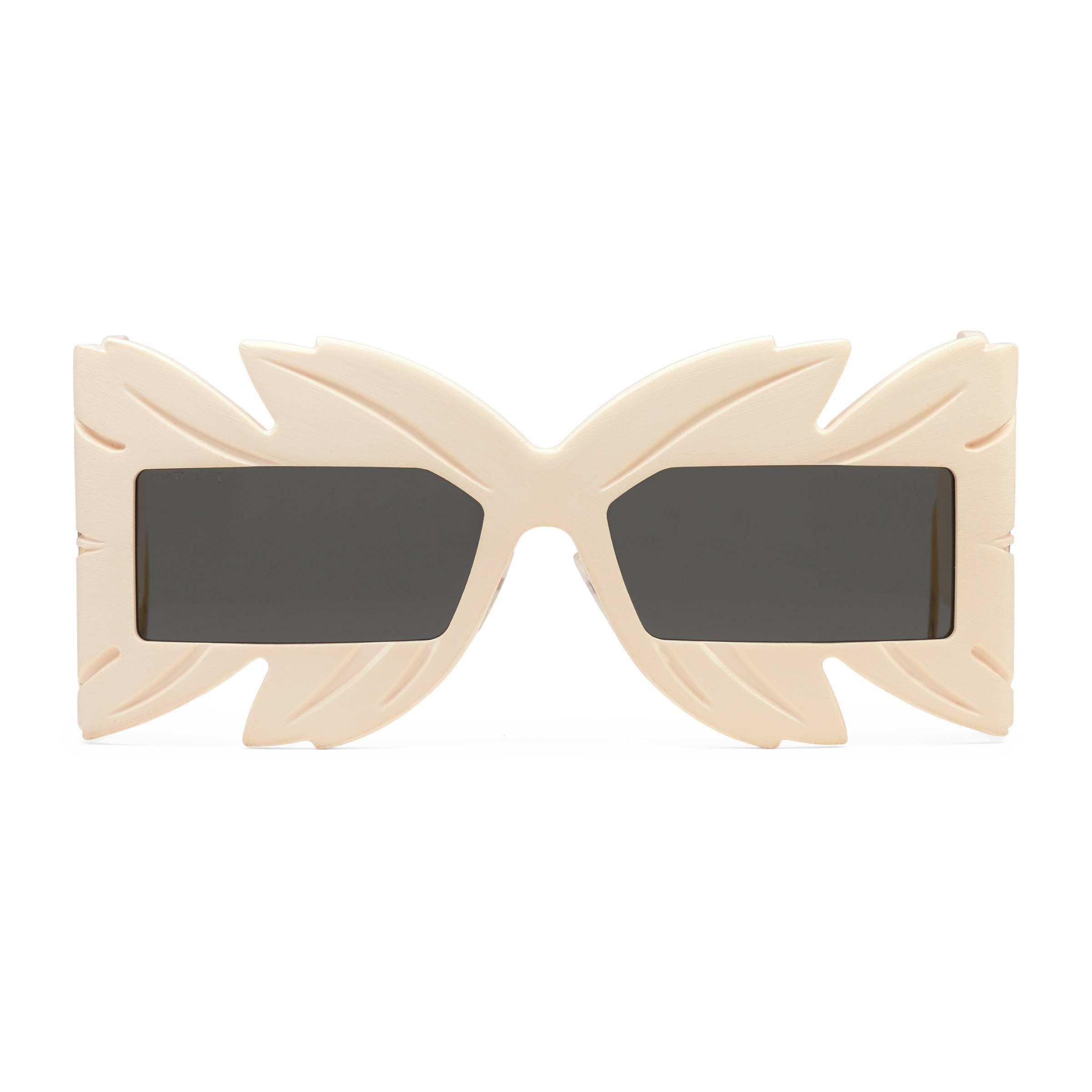 484a1f9ecbc Gucci Mask-frame Acetate Sunglasses - Save 5% - Lyst