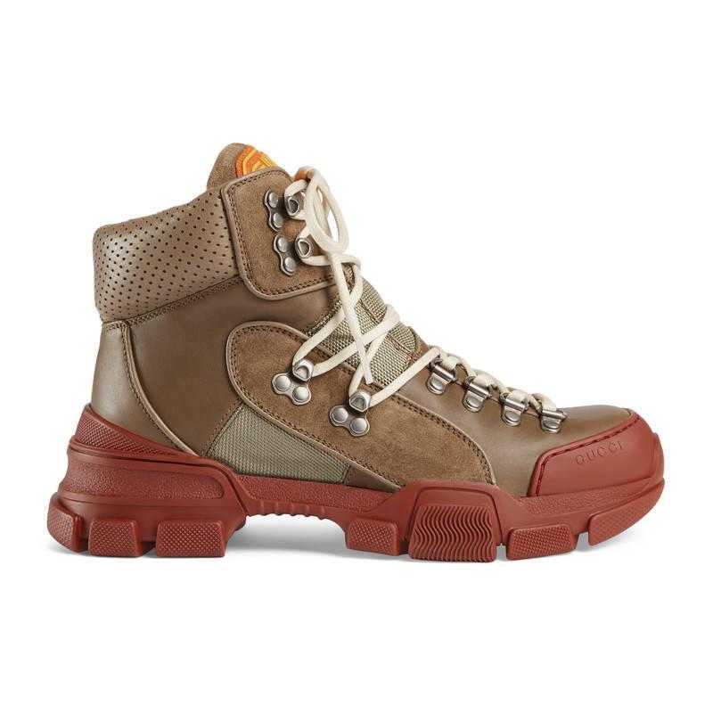 Flashtrek High - Top Sneaker LemrP