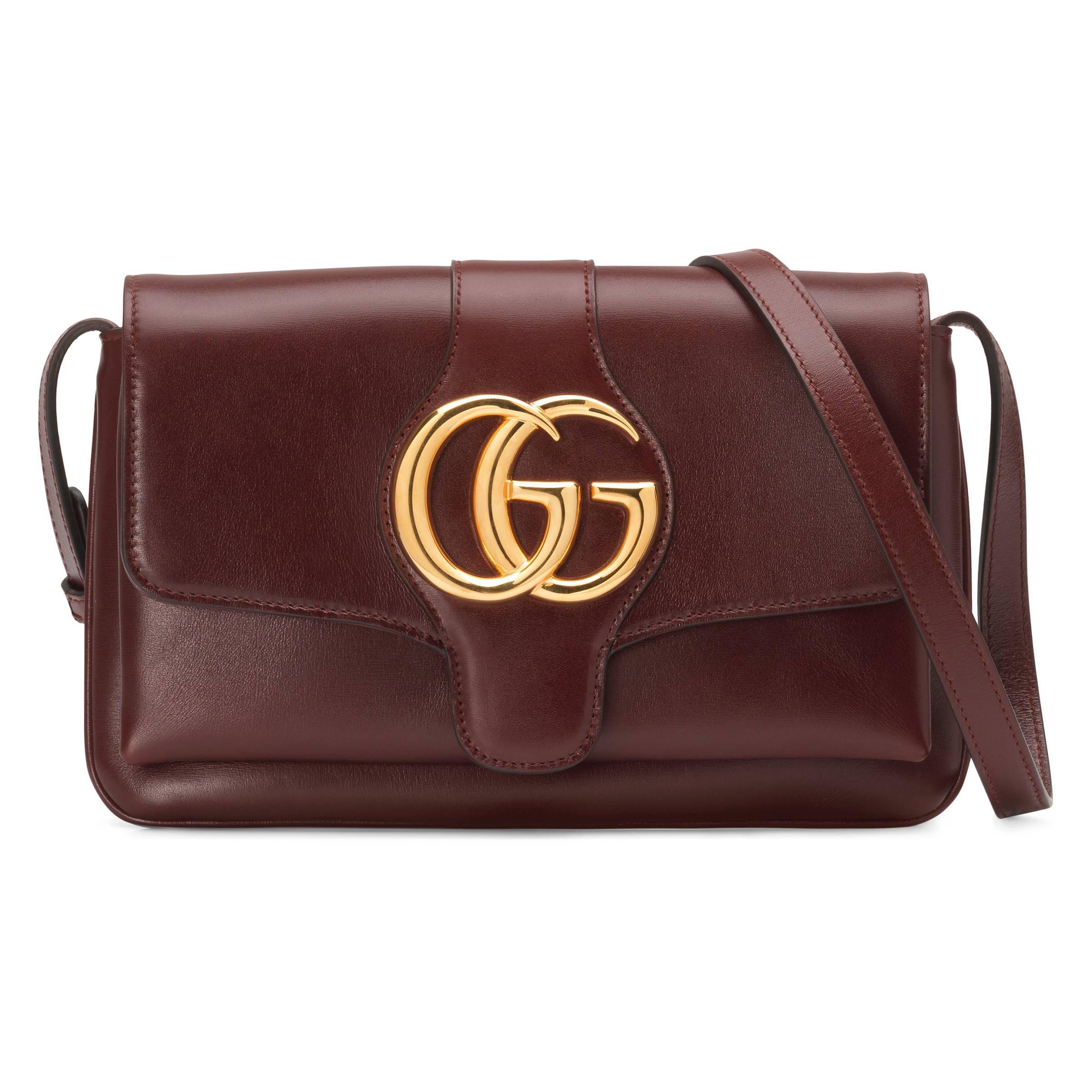3bb4ead3baf Gucci - Multicolor Arli Small Shoulder Bag - Lyst. View fullscreen