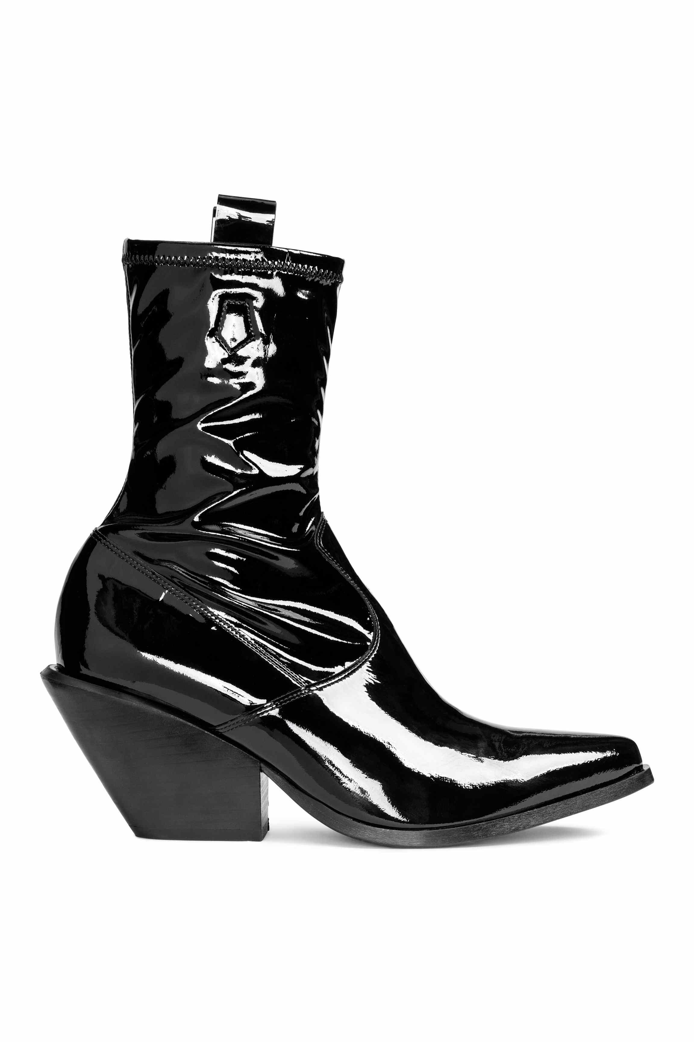 Wonderful Ankle Boots | Black | Ladies | Hu0026M US