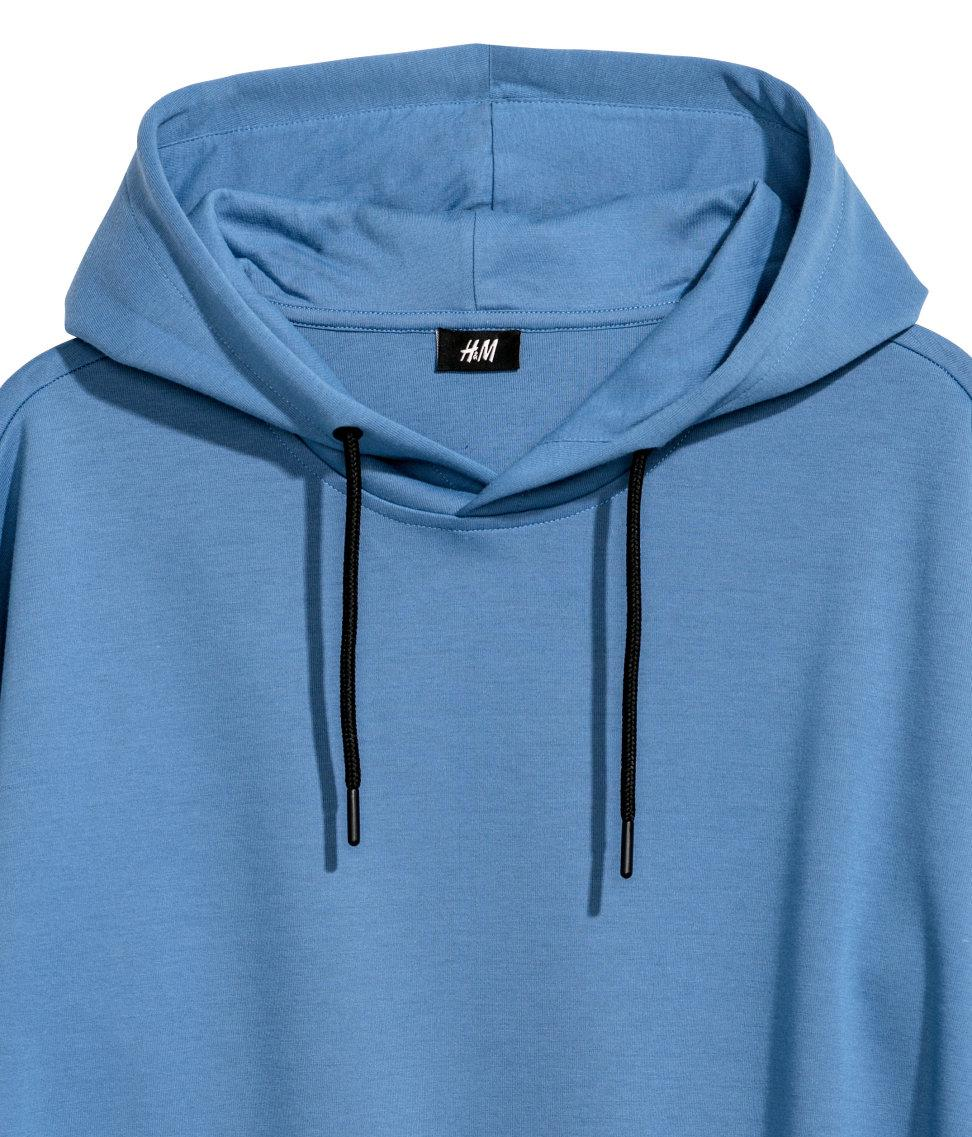Cheap Sale With Credit Card H&M Hooded top with zips Cheap Sale Exclusive Sale Purchase Sale Official Site Outlet 100% Guaranteed YnHon0