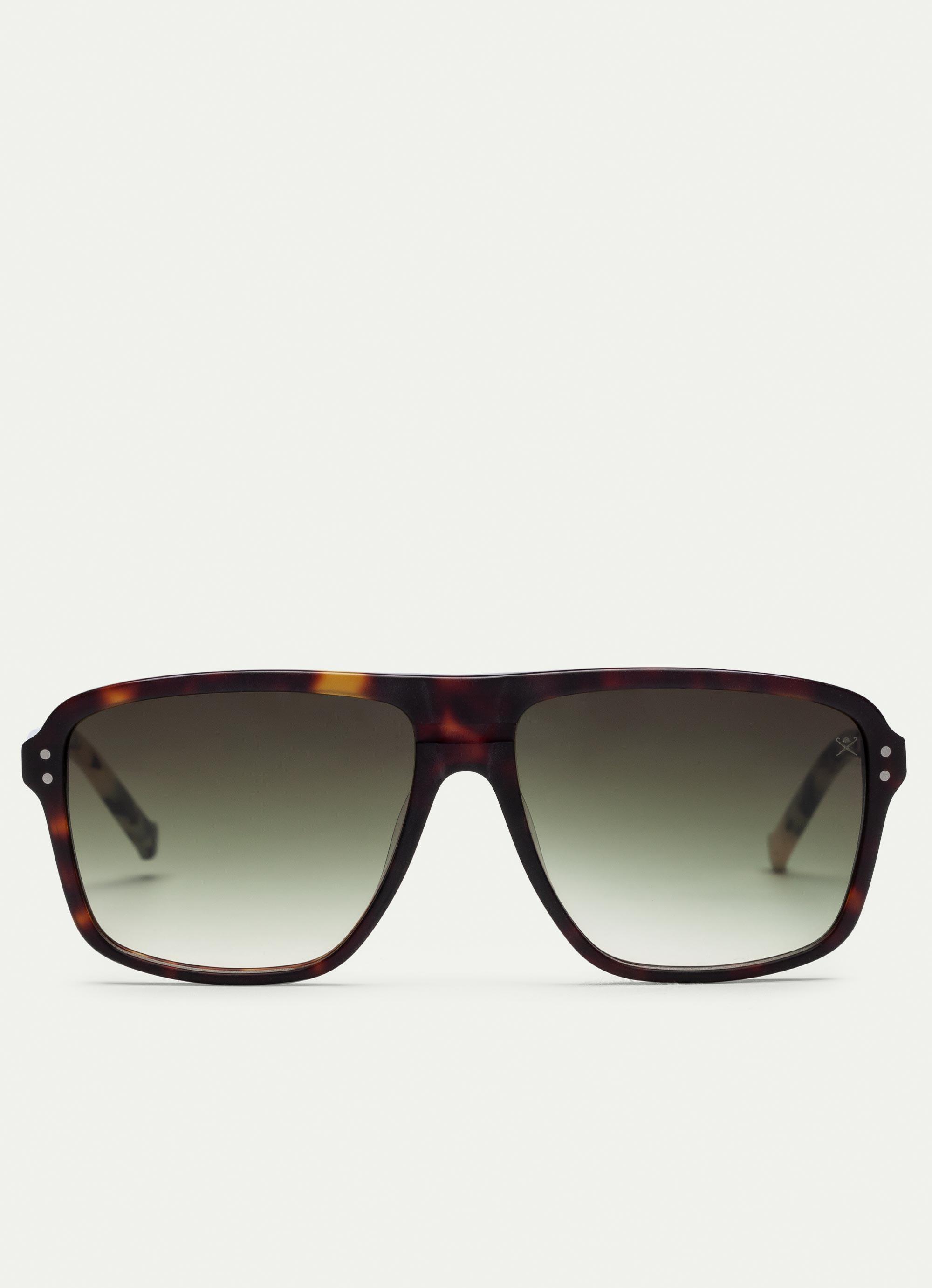 f97a55a1516 Hackett Pilot Oversized Acetate Sunglasses for Men - Lyst
