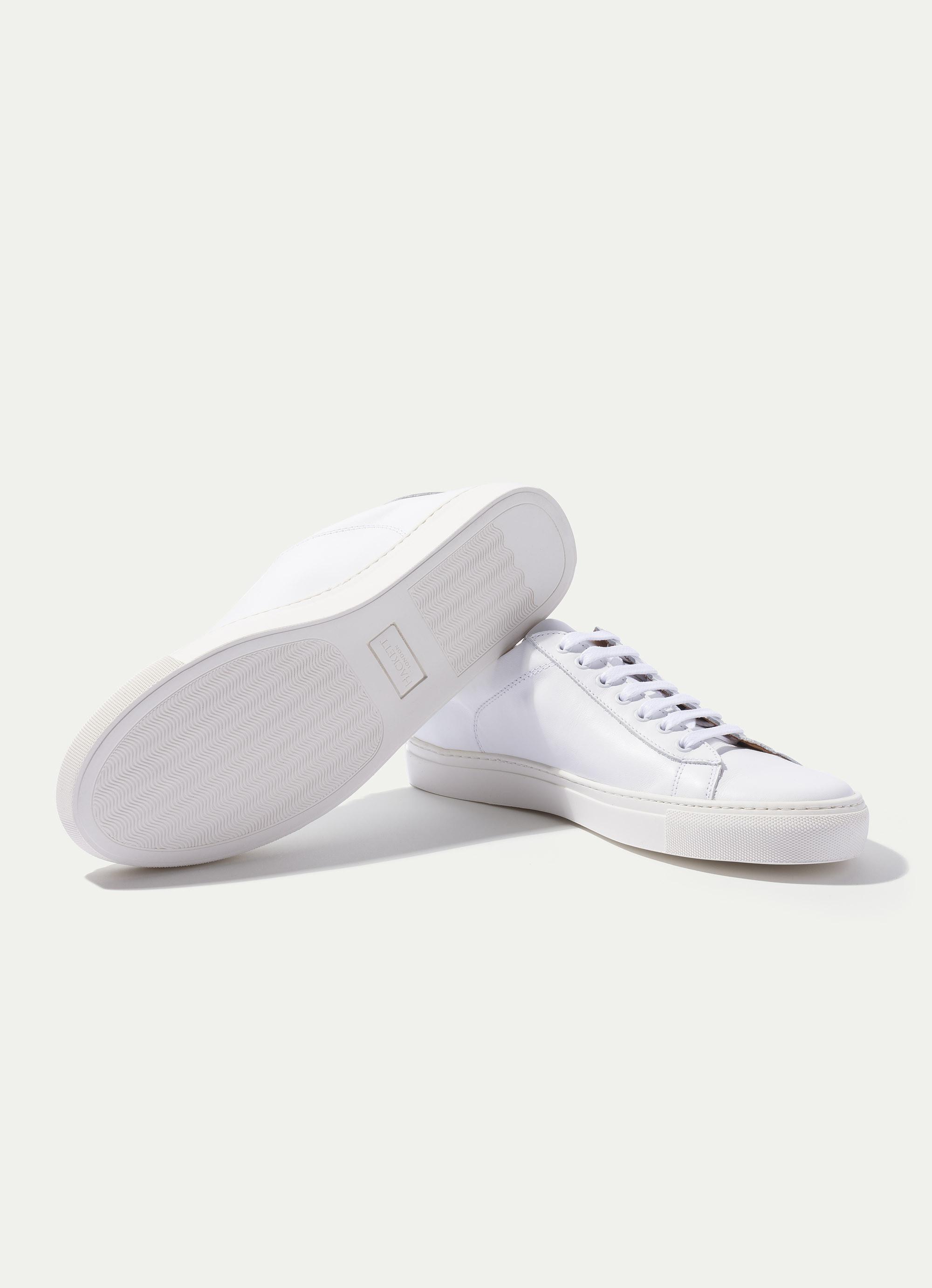BASIC BLUCHER - Sneaker low - white Footaction Online-Verkauf Verkauf Truhe Bilder Online-Verkauf Rabatt Wie Viel 5Vq9m