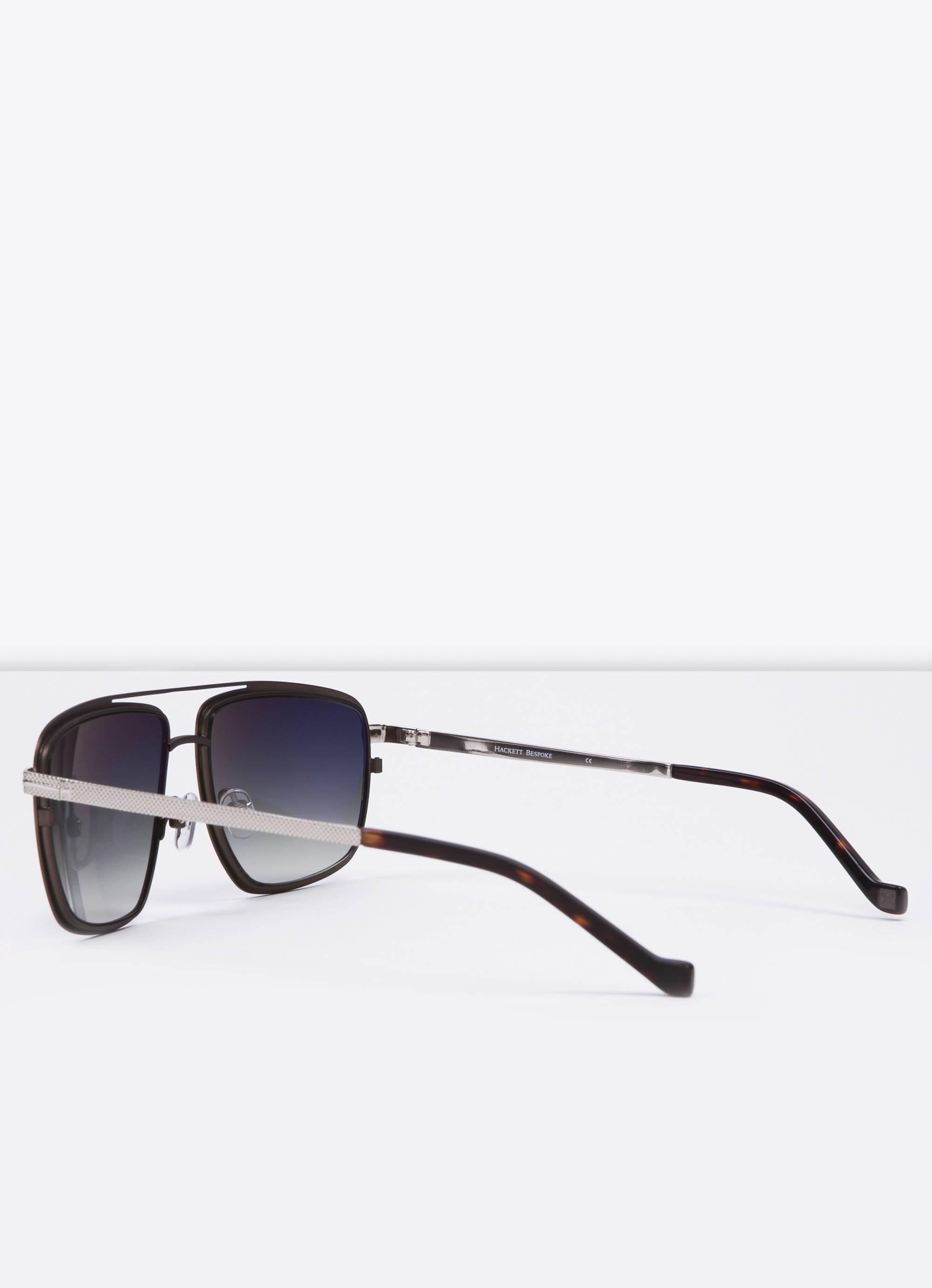 e49f922153b Gallery. Previously sold at  Hackett · Men s Acetate Sunglasses ...
