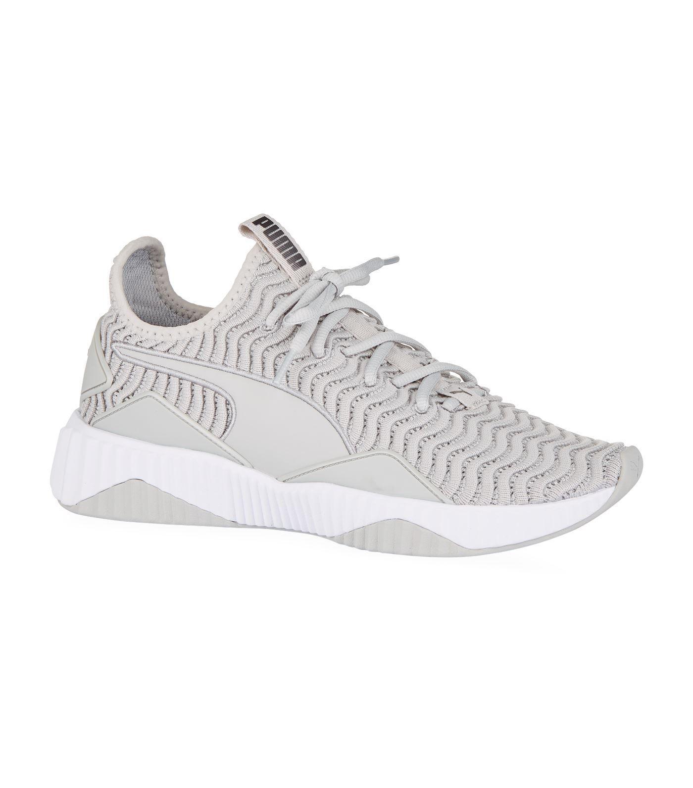 b463b23d10e635 Puma Defy X Sg Sneakers in Gray - Lyst