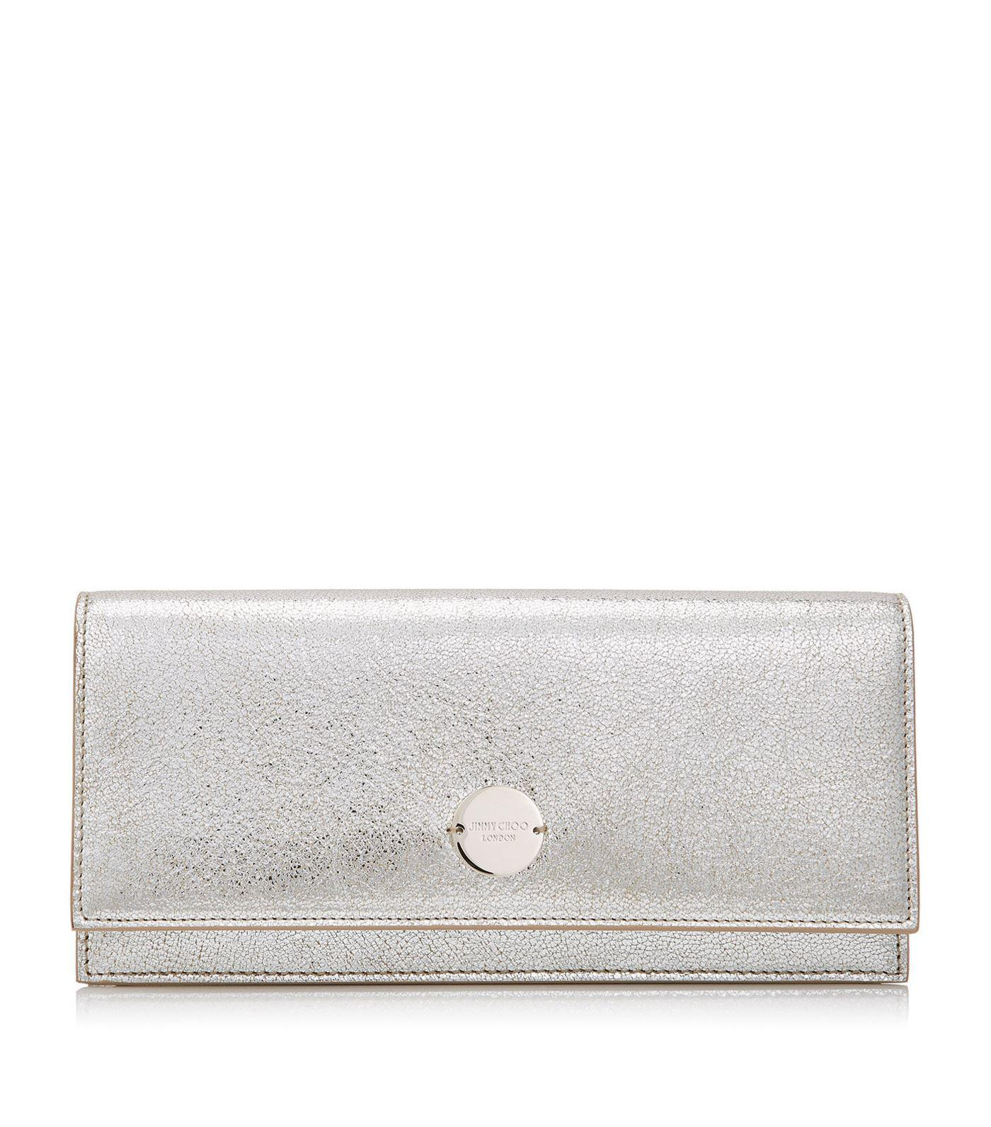 Vivien clutch - Metallic Jimmy Choo London 8dNuDDk
