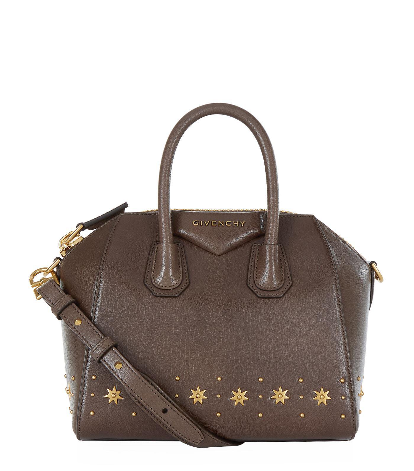 a15c21dc60 Givenchy - Gray Small Star Antigona Tote Bag - Lyst. View fullscreen