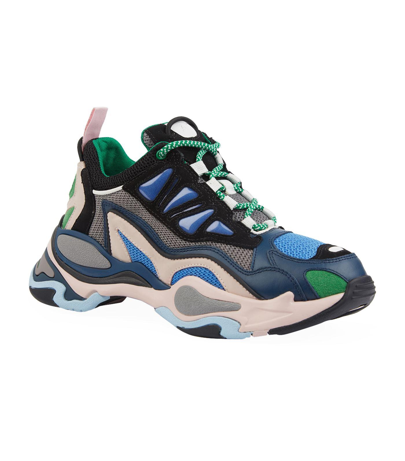 9ab93e75d1 Lyst - Sandro Astro 1 Sneakers in Blue
