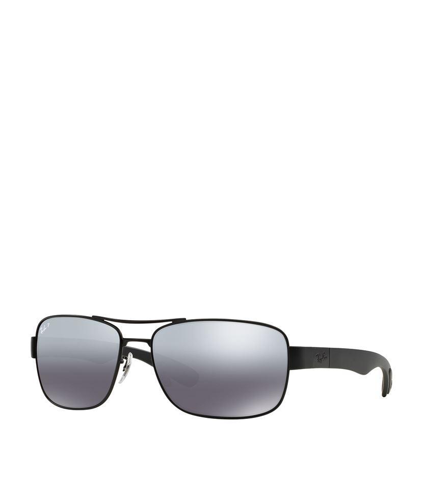 b66ae06c19c Ray Ban Sunglasses Aviator Black Specs « Heritage Malta