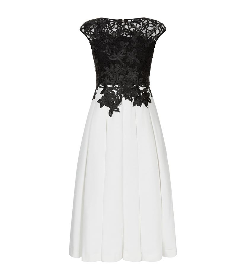 7153a2e7389fc7 Gallery. Previously sold at  Harrods · Women s White Cocktail Dresses ...