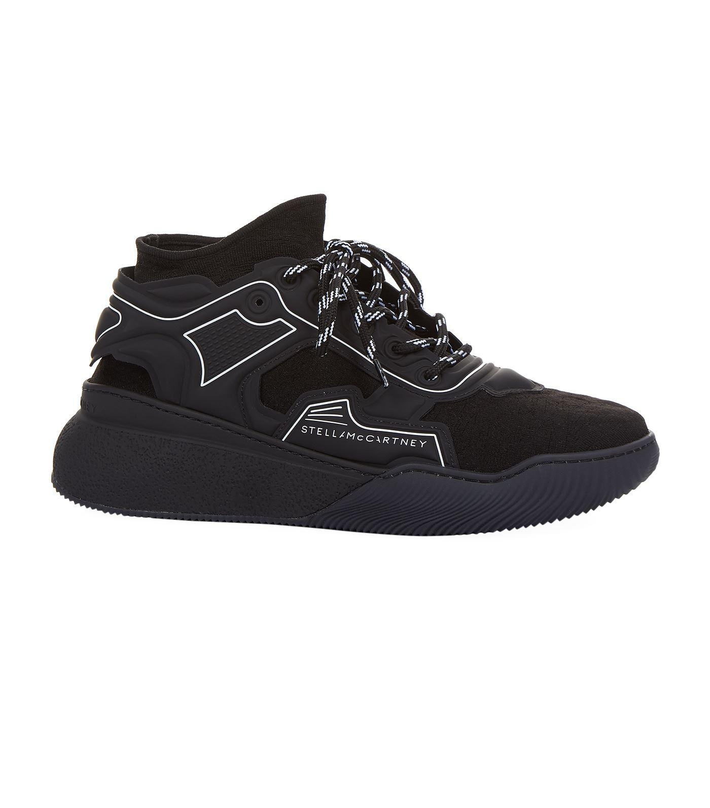 Loop High-Top Sock Sneakers Stella McCartney DM1o49T4