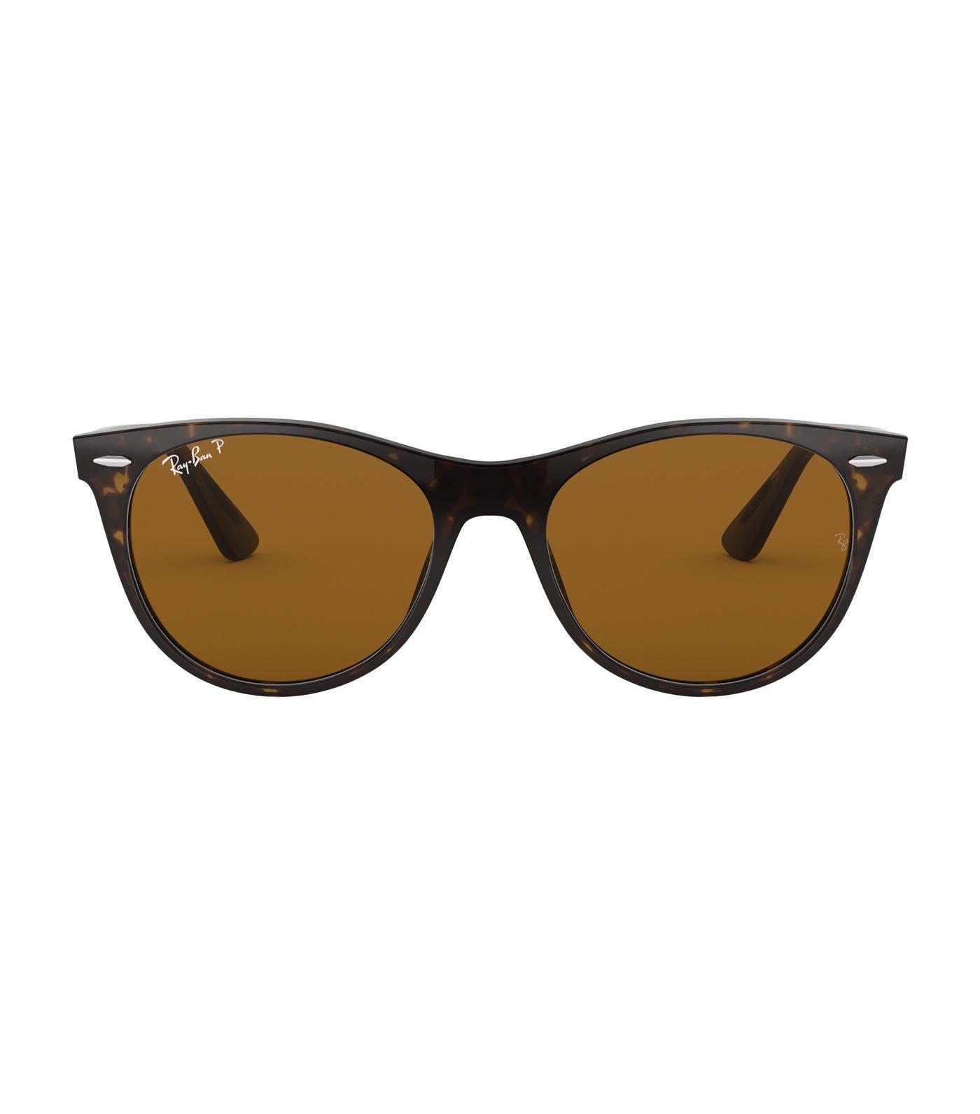 ef2e566495 Ray-Ban Wayfarer Ii Classic Sunglasses in Brown - Save 20% - Lyst