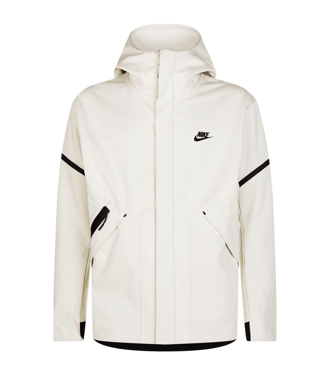 2ebd5d1d58aec Nike Tech Fleece Repel Windrunner Jacket in Gray for Men - Lyst