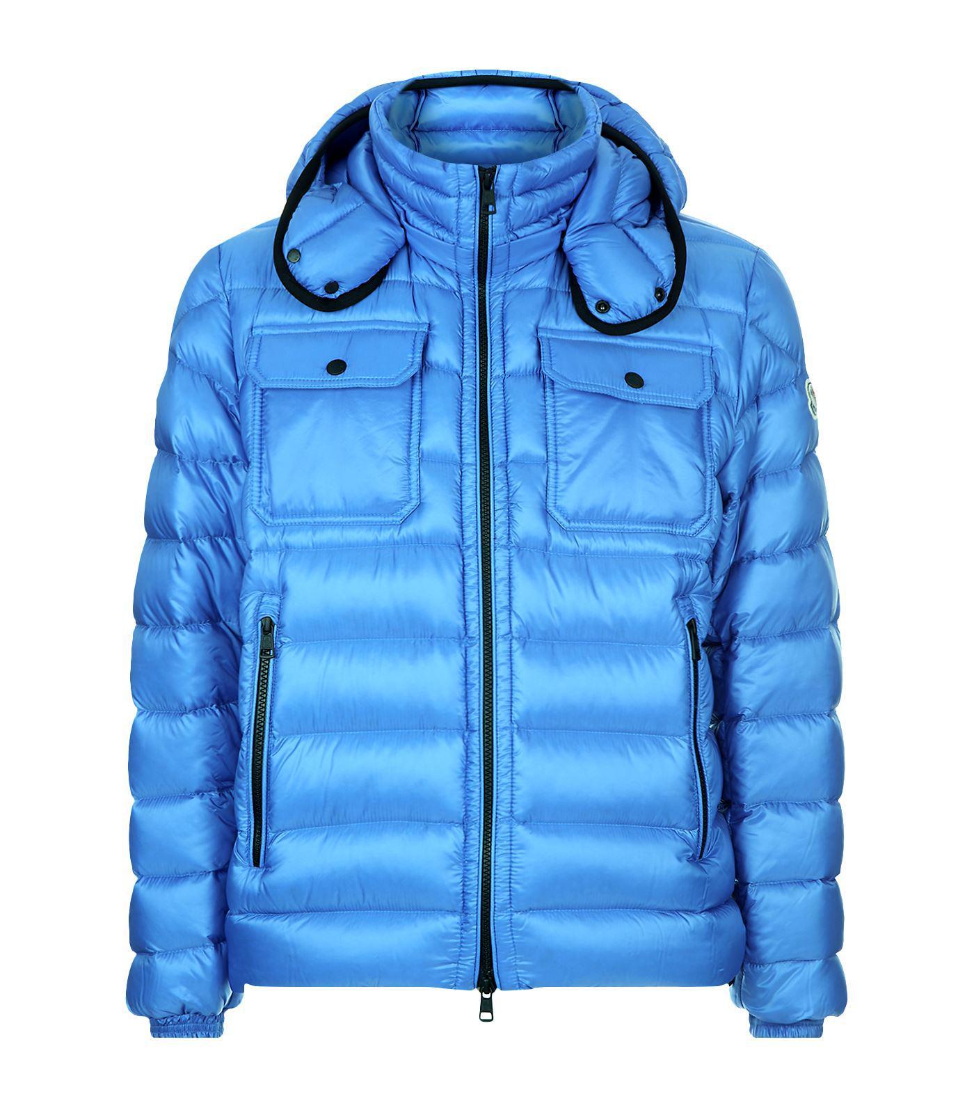 moncler valence blue