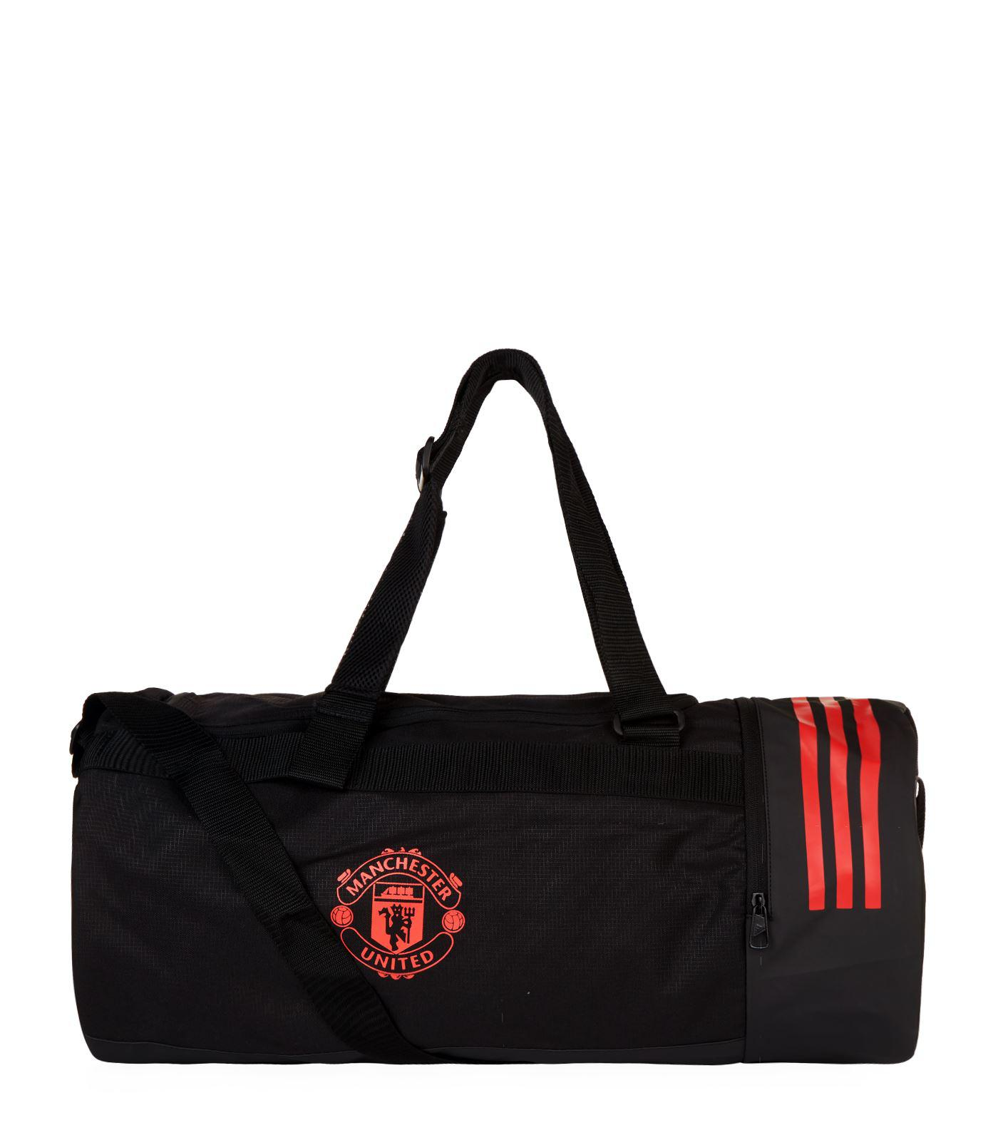 Adidas Men S Black Sports Duffle Bag