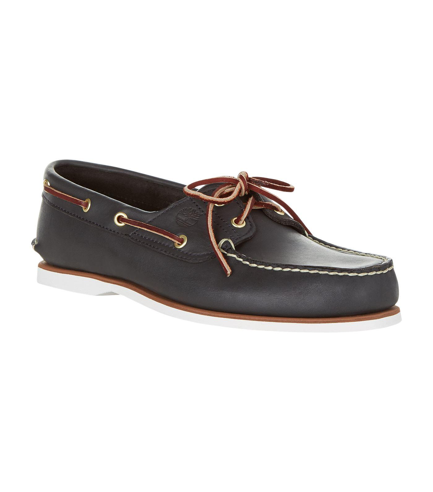 Smaller Size In A Boat Shoe