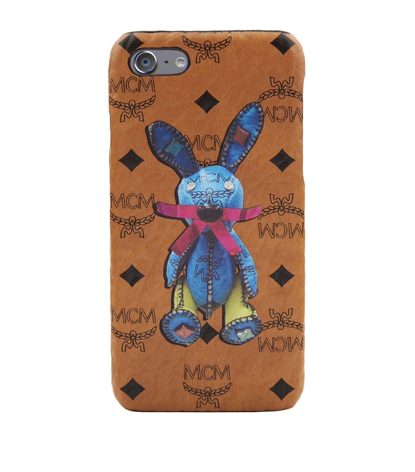Iphone  Plus Mcm Case