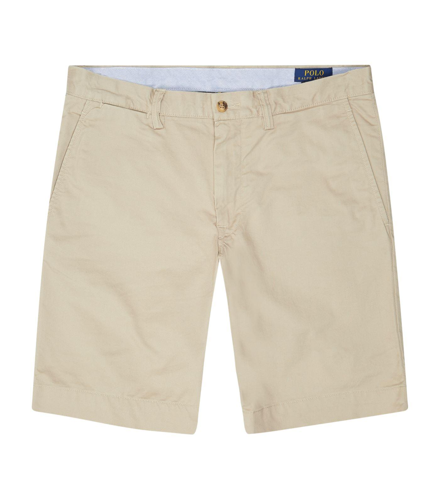 973df2c864 Lyst - Polo Ralph Lauren Chino Shorts in Natural for Men