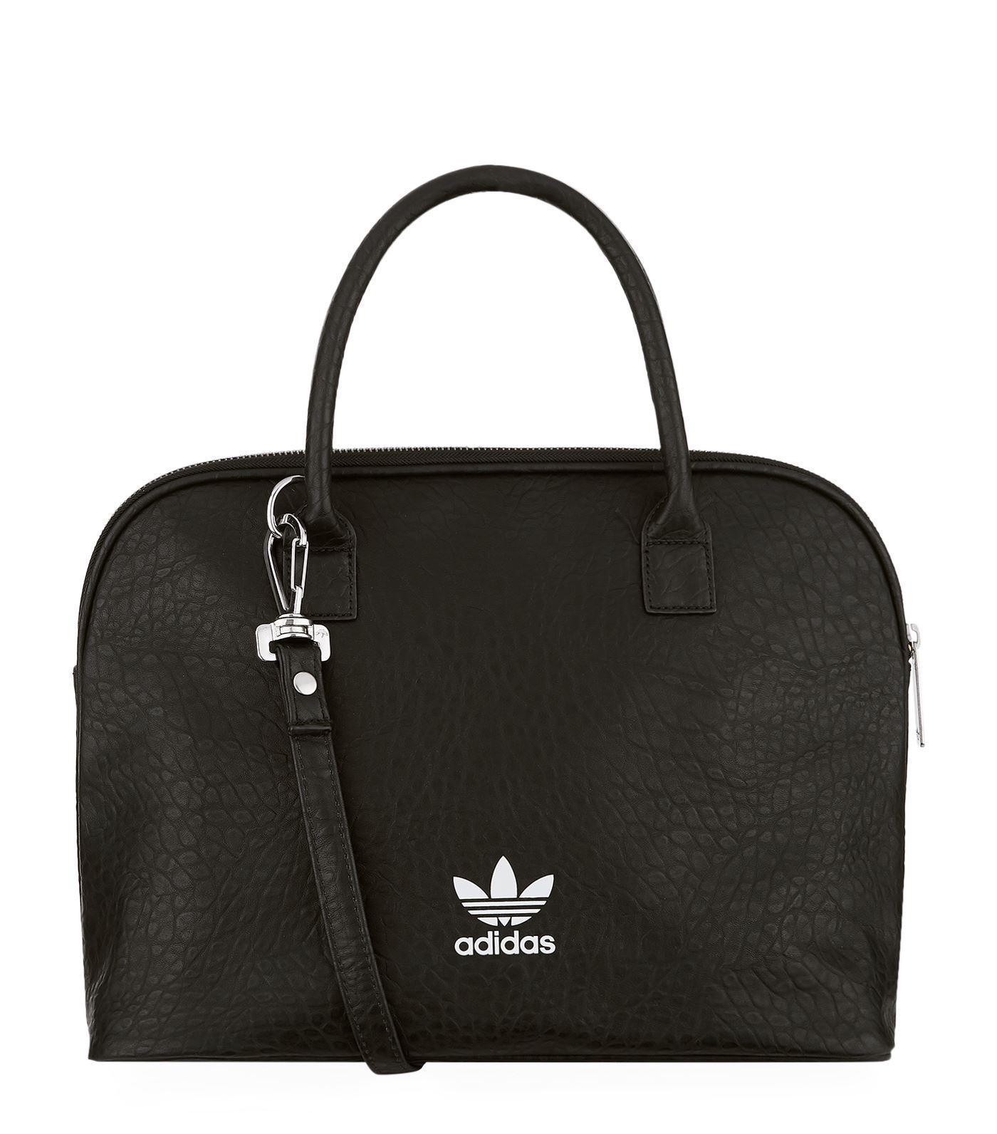 fb0c9f86ab1c adidas Originals Bowling Bag in Black - Lyst