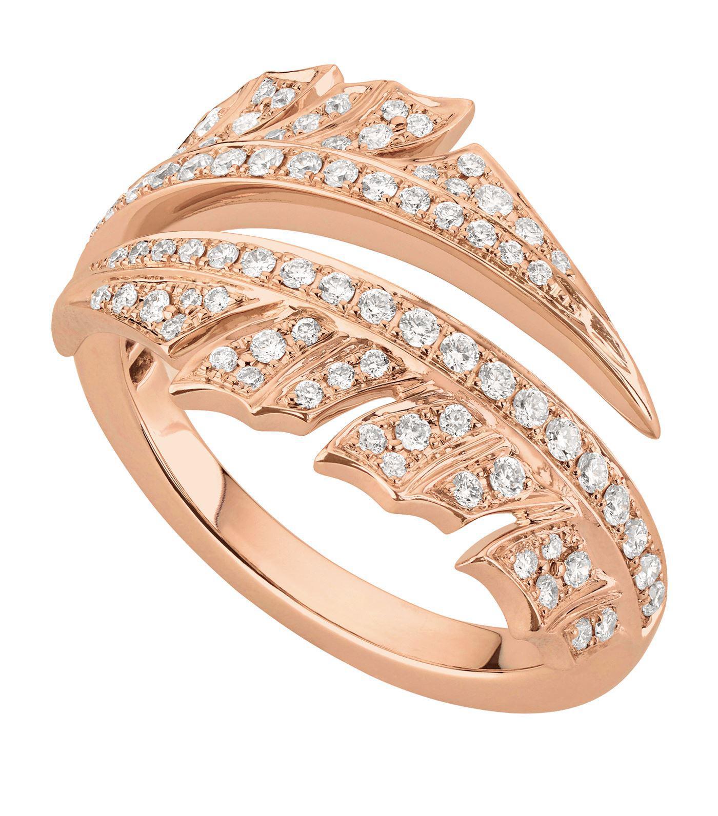 Magnipheasant 18-karat White Gold Diamond Ring - 6 Stephen Webster iTy9MufkzW