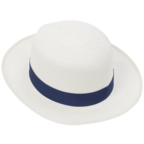 d38a296fe5d Christys  Thomas Panama Hat in Blue for Men - Lyst