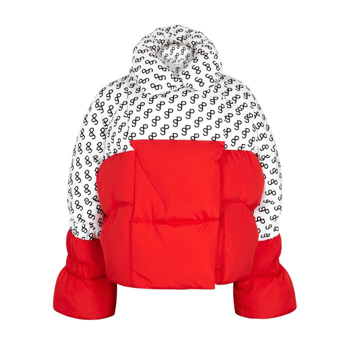 7e1145b84 Women's Red Star Logo-print Quilted Shell Jacket