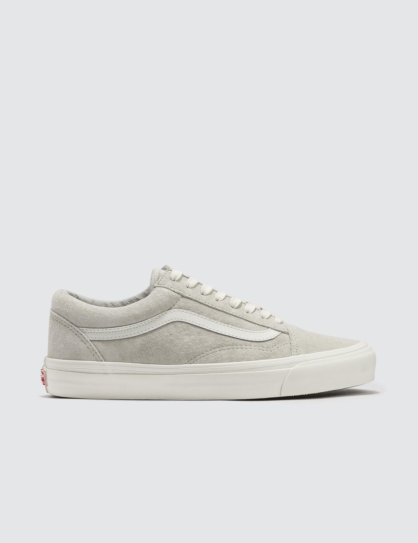 a307a8d9a64 Vans Vault Og Old Skool Lx in White for Men - Lyst