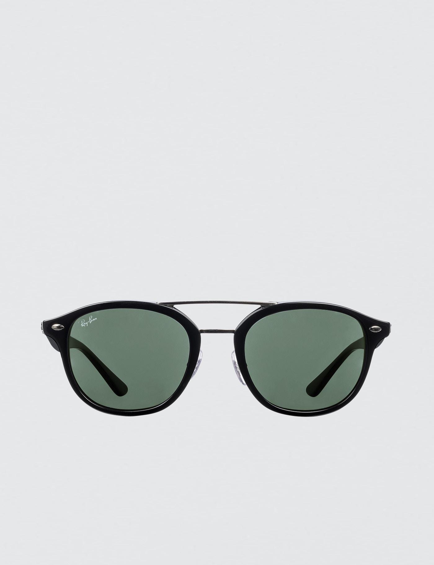 4b080bdba9 Gallery. Previously sold at  HBX · Men s Tinted Sunglasses Men s Ray Ban  3025 Men s Black ...