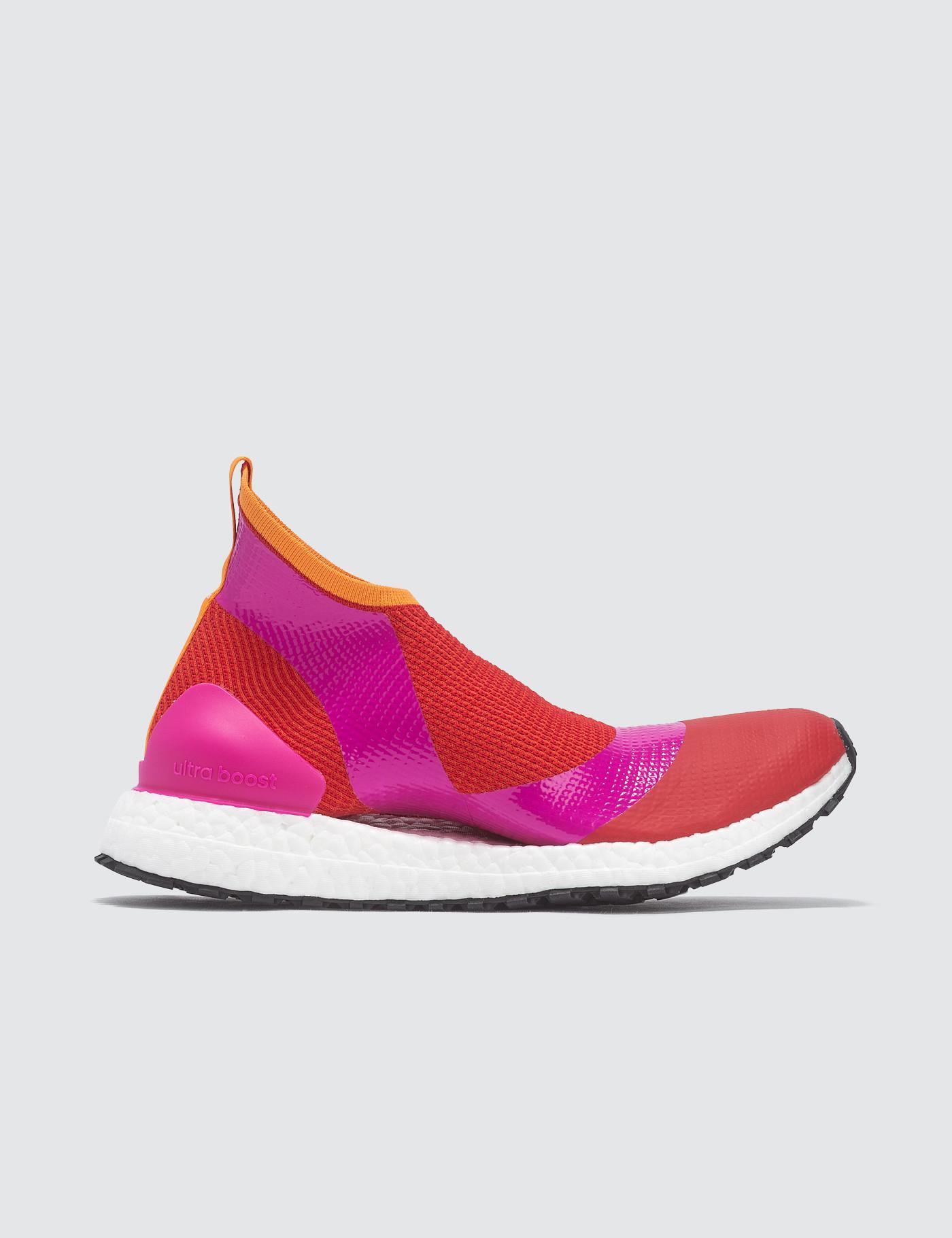 a1ad82075ce93 Lyst - adidas By Stella McCartney Ultraboost X Atr in Pink
