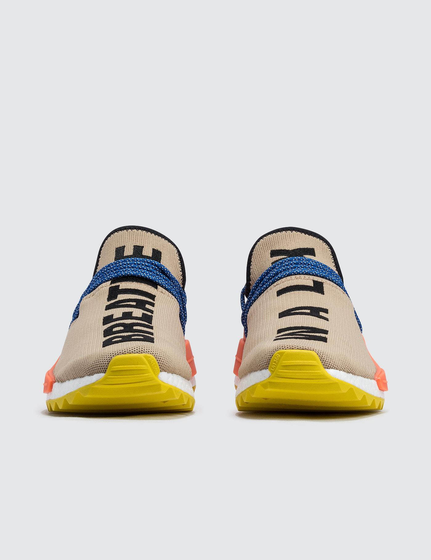 95bc00443 Lyst - adidas Originals Pharrell Williams Hu Hiking Human Race Nmd ...