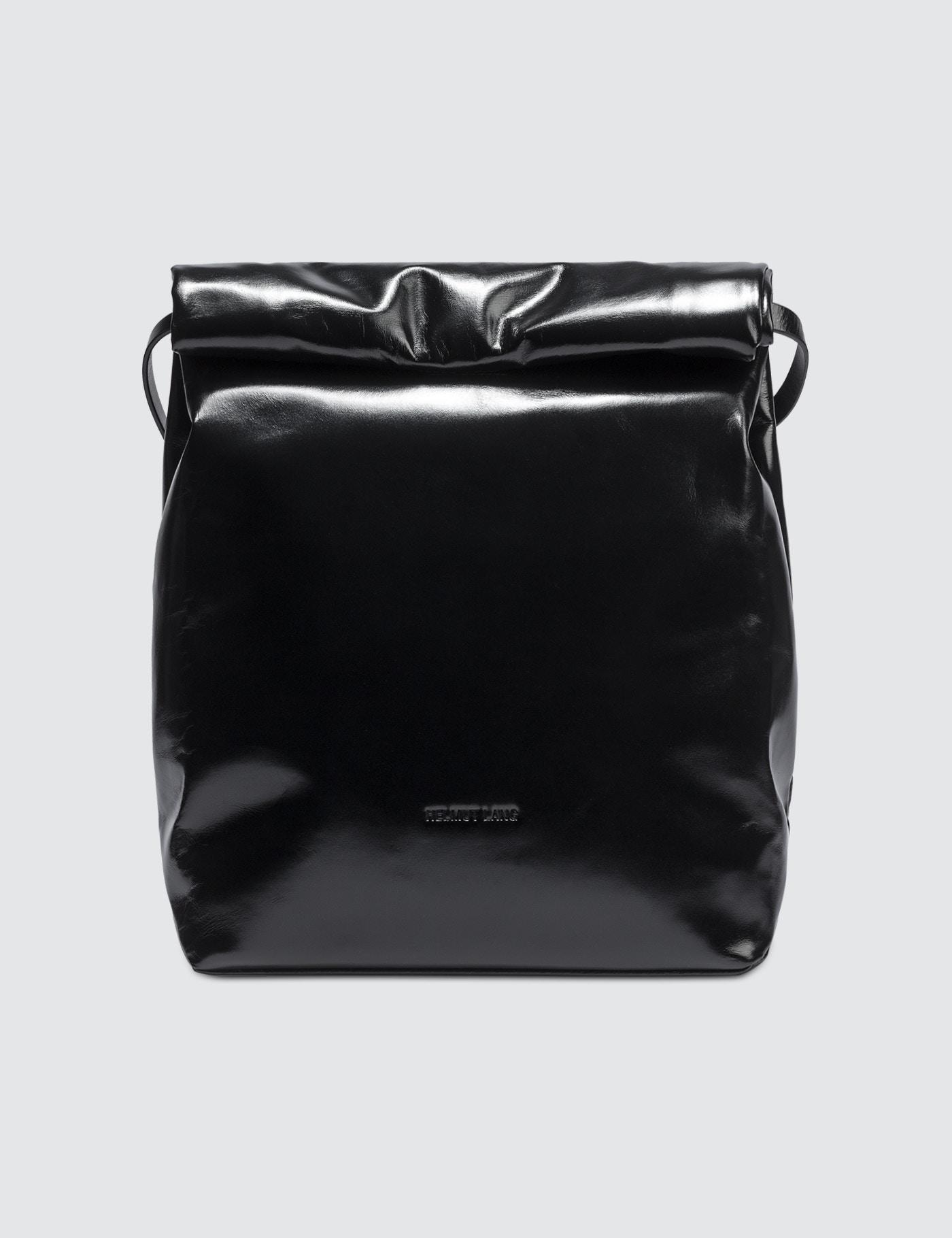 Wide Range Of Cheap Price foldover crossbody bag - Black Helmut Lang Free Shipping Online Y5lzO6GlJl