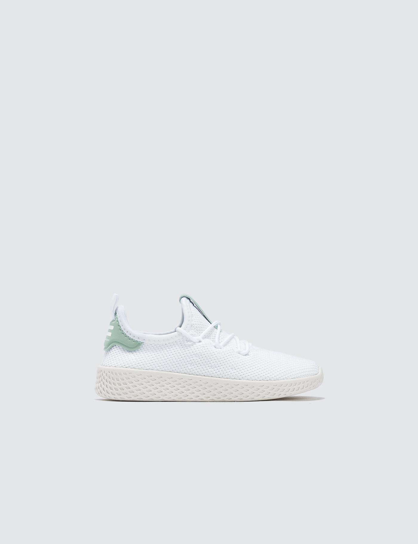 90d8192a4 adidas Originals. Men s White Pharrell Williams X Adidas Pw Tennis Hu  Infants