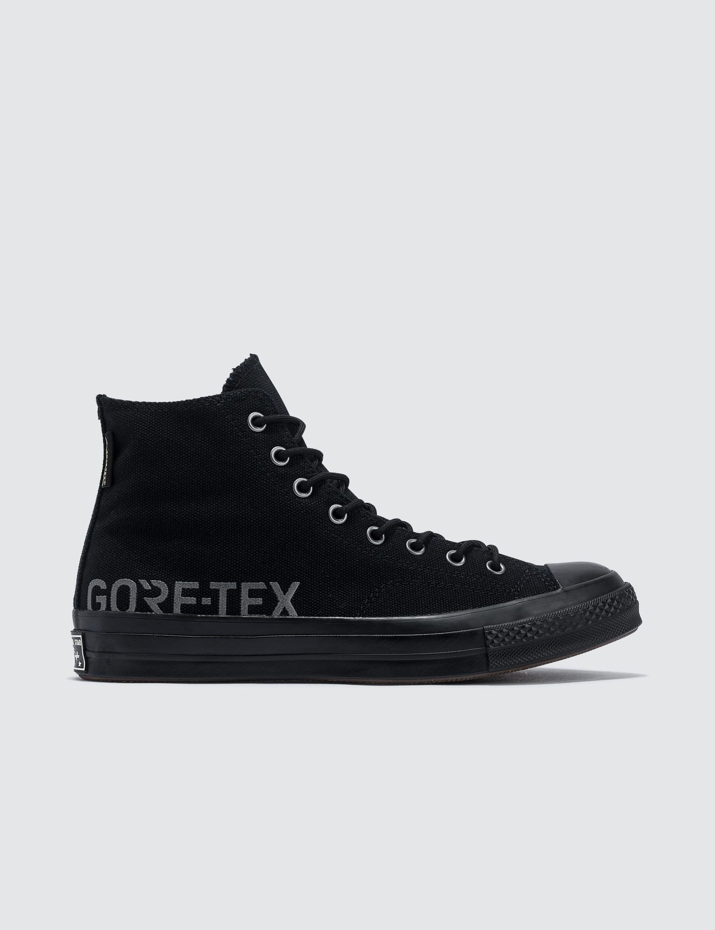 9293f4d402a Converse Chuck 70 in Black for Men - Lyst