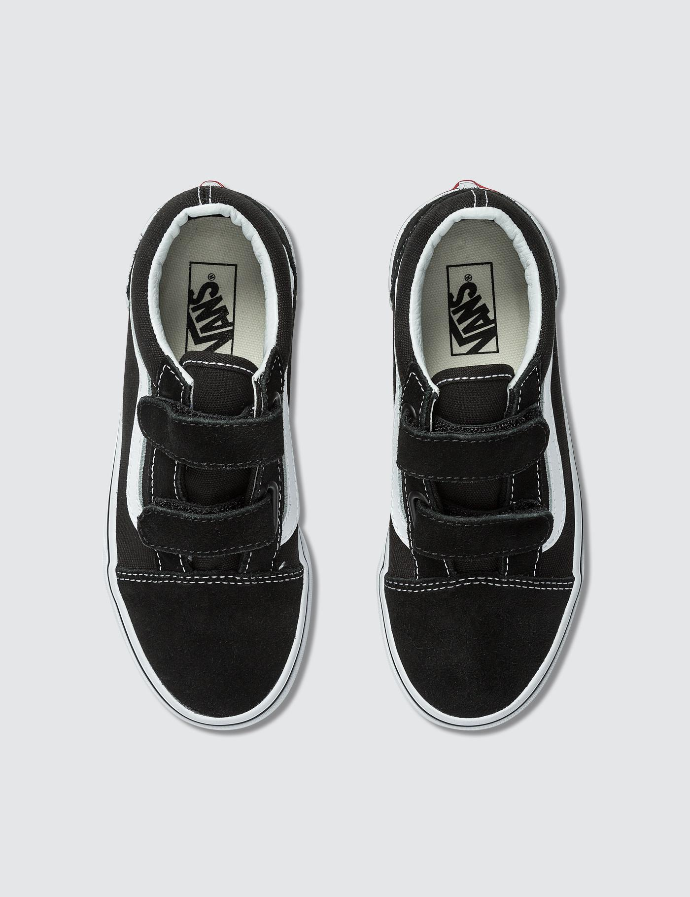 7ef414c8b2 Lyst - Vans Old Skool V in Black for Men - Save 30%