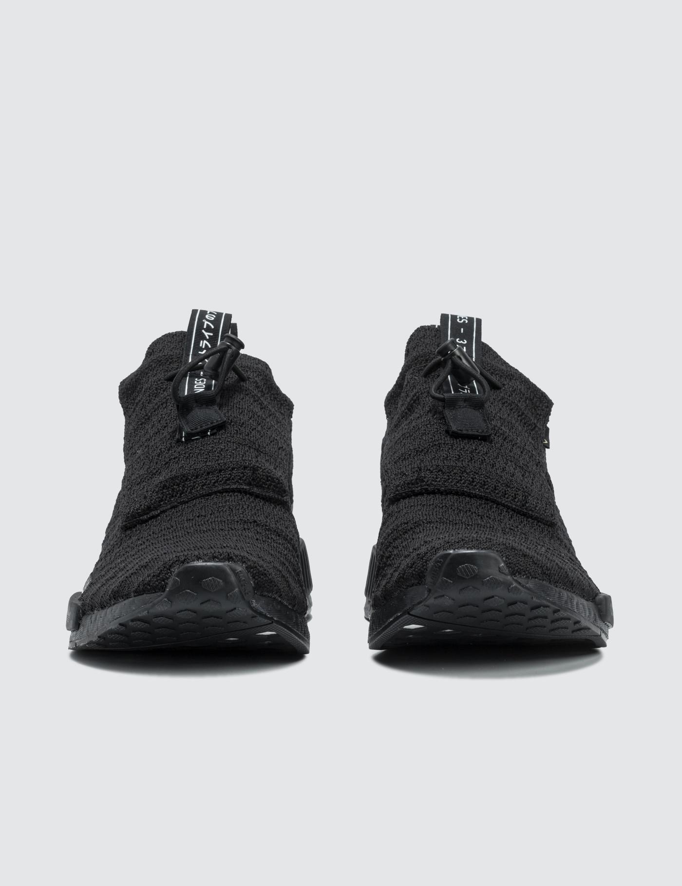 c17f102766e24b Lyst - adidas Originals Nmd Ts1 Primeknit Gtx in Black for Men