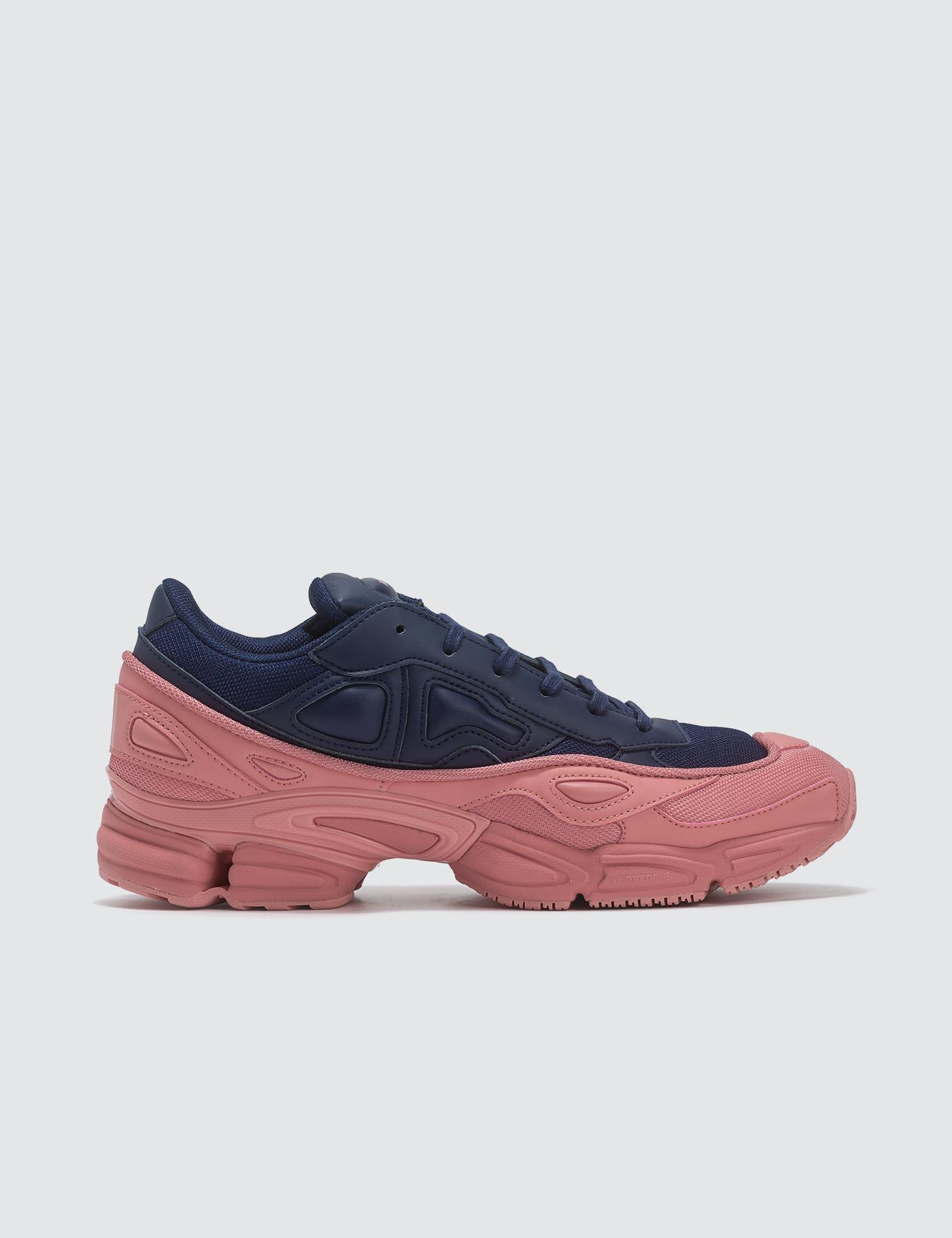 reputable site 9f508 2c345 View fullscreen  save off a25f8 3fd57 Raf Simons - Blue Adidas By Ozweego  for Men - Lyst.