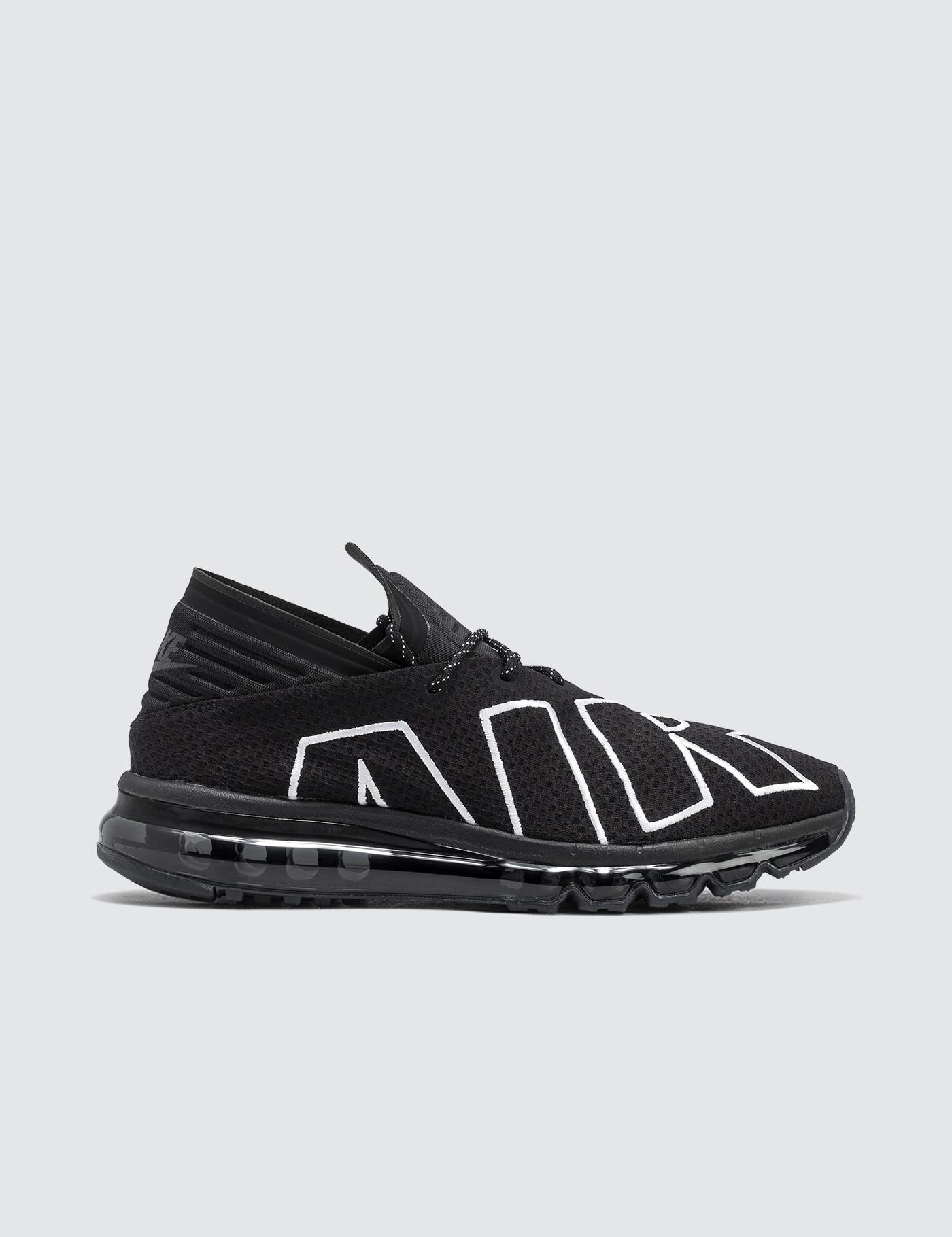 Lyst - Nike Air Max Flair in Black for Men be040c879