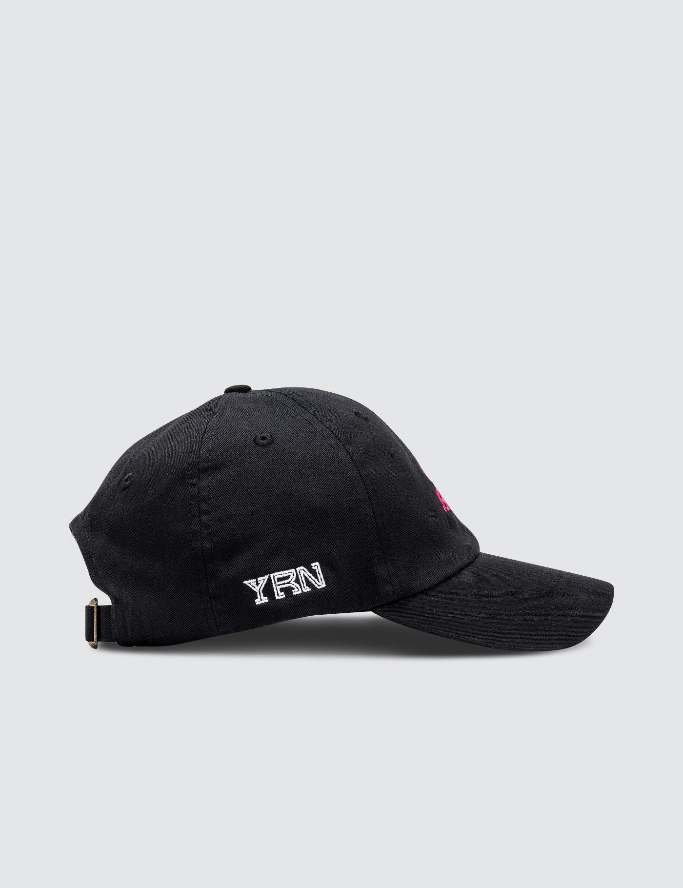 Lyst - YRN Culture Cap in Black for Men d631a73a13c0