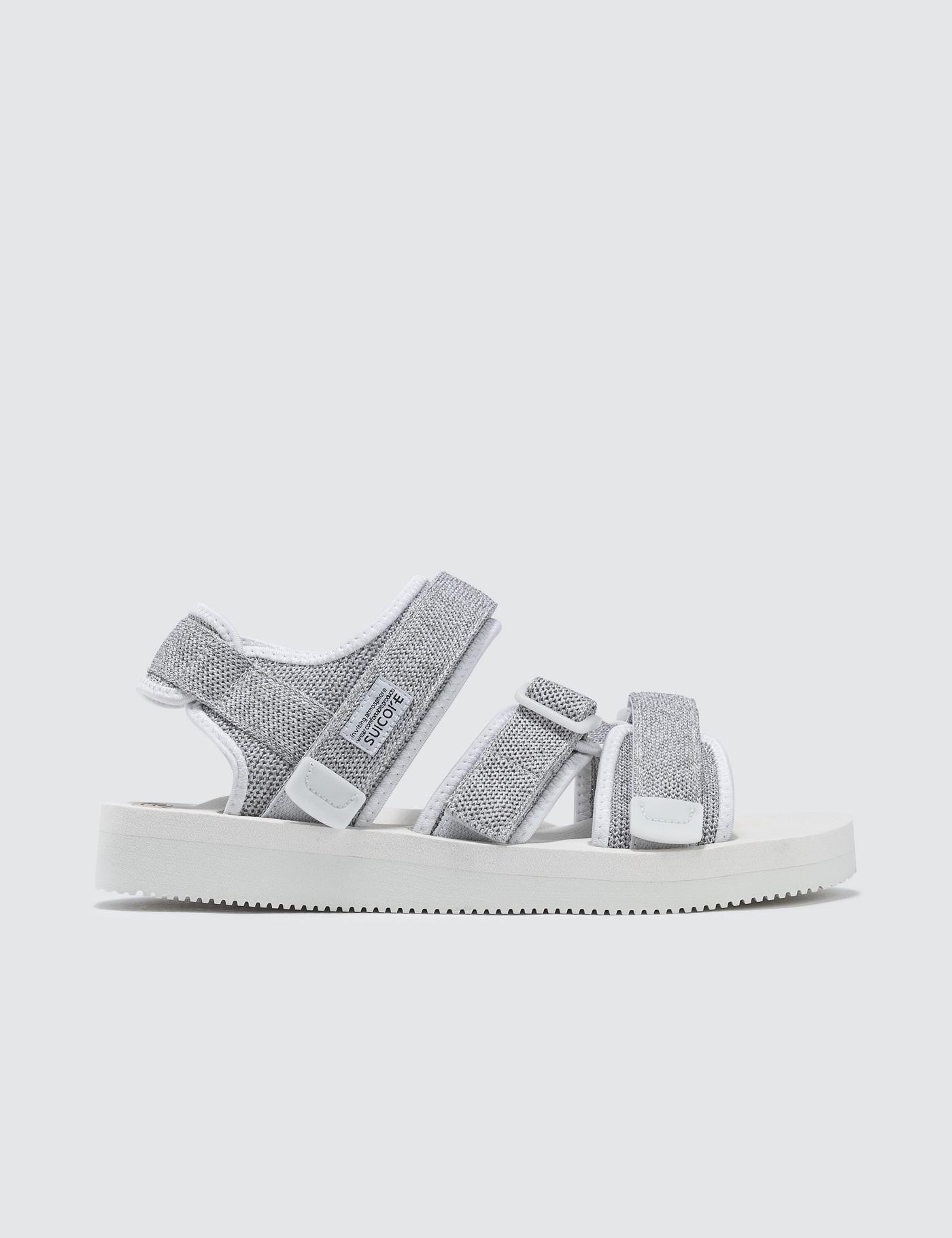 e74f908ff0a Suicoke Kisee-vkn Sandals in White for Men - Lyst