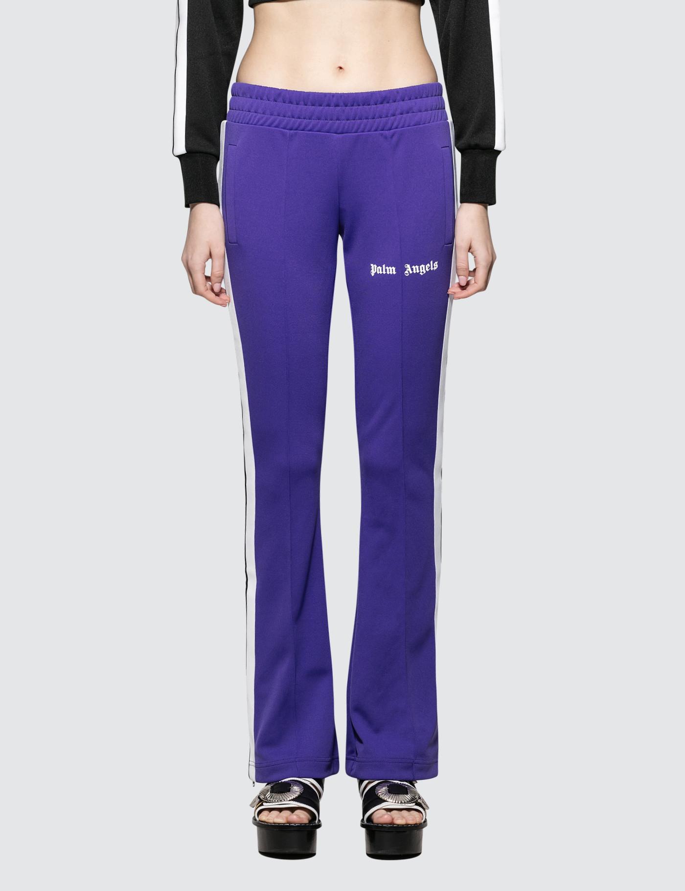 780f9296458ba1 Lyst - Palm Angels New Skinny Track Pants in Purple