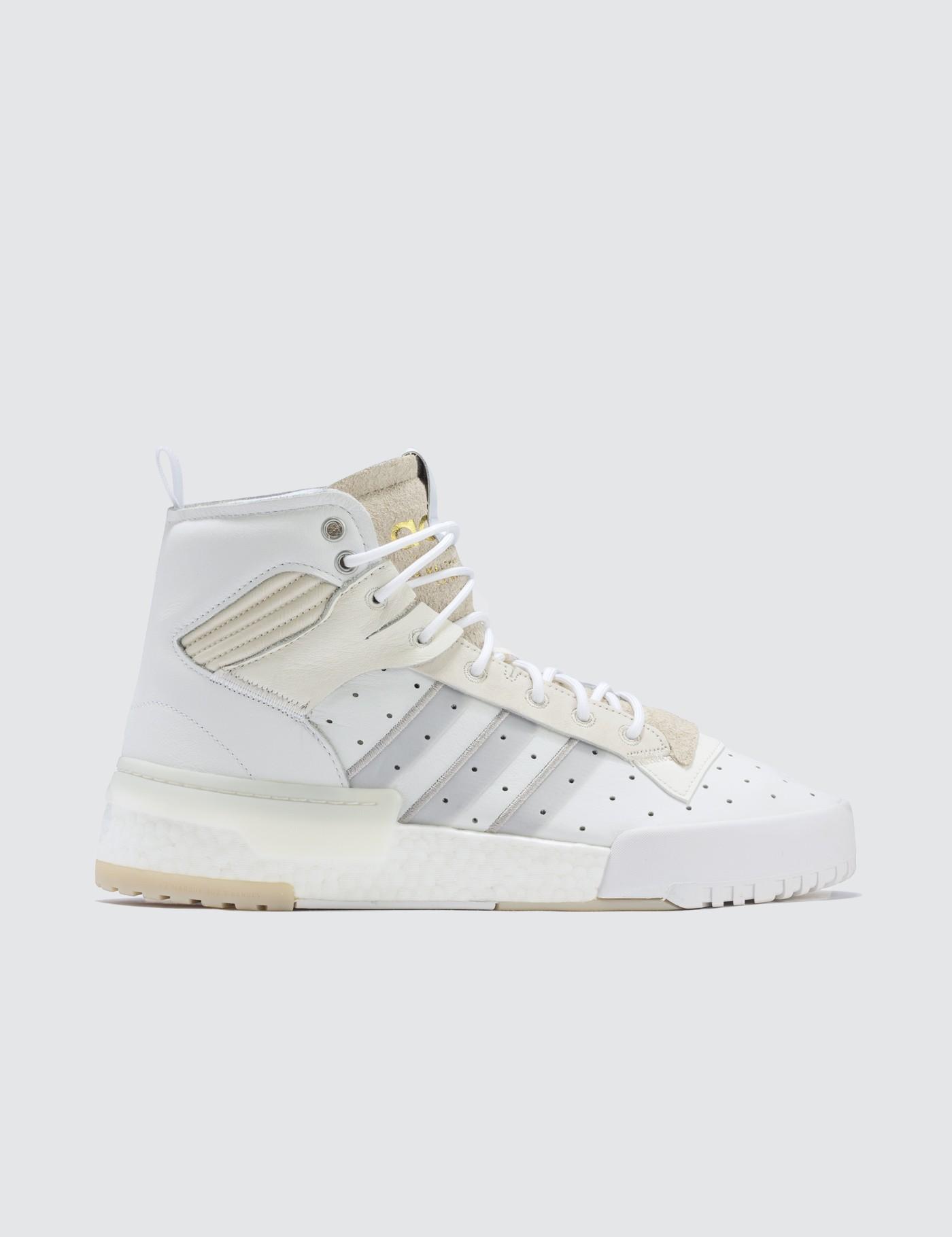 d183cb56cdf9b Lyst - adidas Originals Rivalry Rm in White for Men