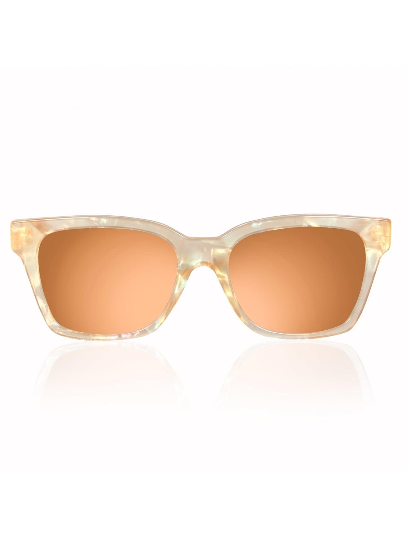 Retrosuperfuture Orange Crystal America Pool Sunglasses in ...