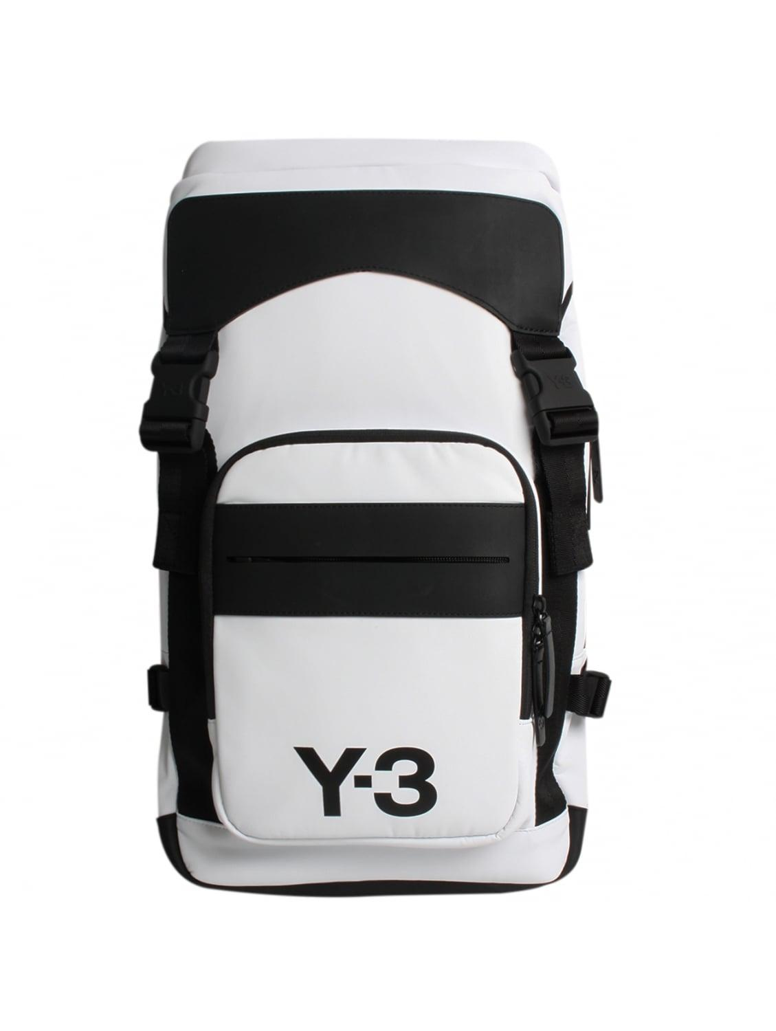 4b0cb0d3a4 Lyst - Y-3 Ultra Tech Backpack White in White for Men