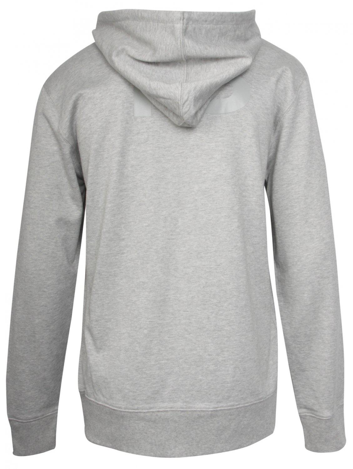 51bc5d270 Y-3 Classic Hooded Track Jacket Grey in Gray for Men - Lyst